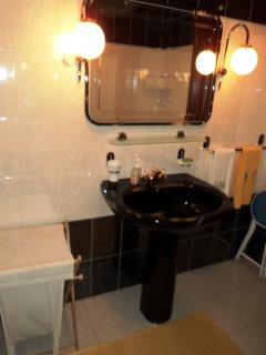 Pride of Madeira's bathroom
