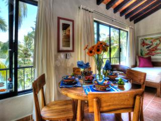 LA PANGA, 1bed/1bath, modern studio with view, Sayulita