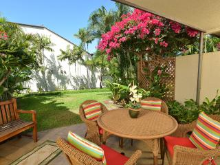 Garden View across from beach -  2 bdrm, no Stairs, Kihei