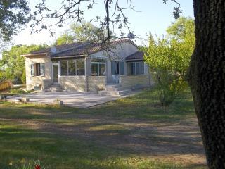 grande maison à Barjac