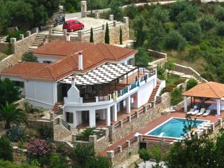 Luxury Villa With Private Pool & Sea Views, Alonissos
