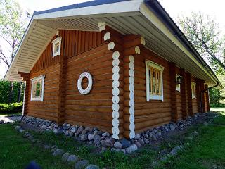 Saunakula - pleasant sauna village | SPA-house
