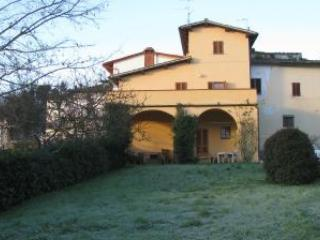 Ancient  traditional florentine country house