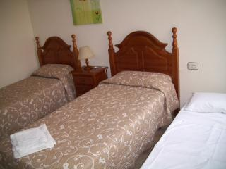 Twin Room with optional put up bed suitable for a child