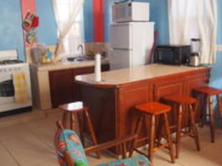 Keuken & bar gebied