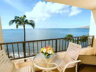 Sugar Beach 1 Bedroom Ocean Front PENTHOUSE 29, Kihei