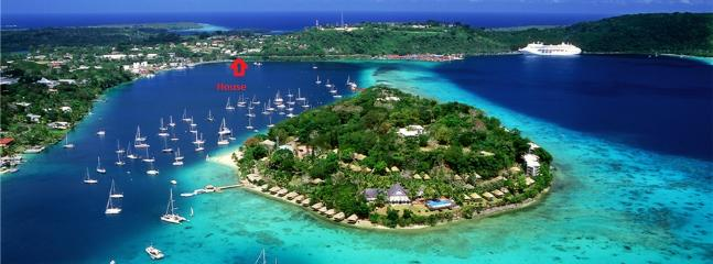 Port Vila House Location