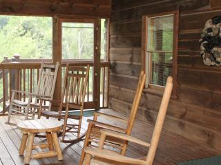 October availability next week!  Awesome location at Park and Cades Cove!  Call
