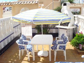 100 m beach, BBQ, WiFi, TV Satellite, Pilar de la Horadada
