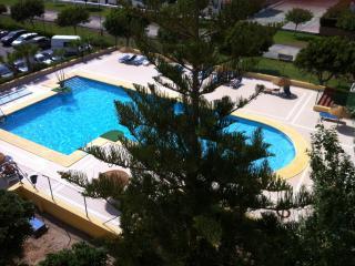 Atico con Solarium muy soleado, abierto y fresco - Urbanizacion Roquetas de Mar
