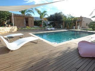 Villa degli Ulivi con piscina, Cinisi