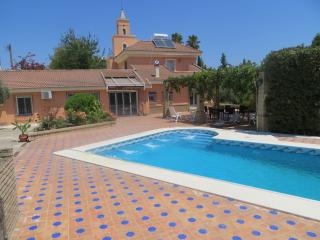 Large Luxury Villa: Vista Sevilla., Sevilha