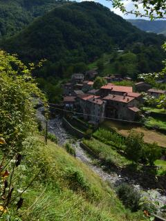 15th century Fabbriche di Vallico is a walk away