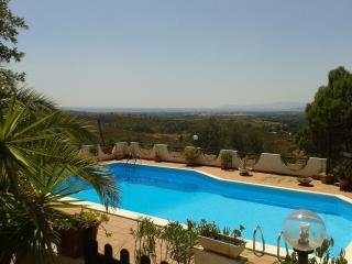Villa con piscina, Aggius