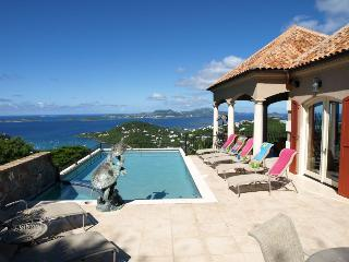 Villa Rapture: Class of it's own! Ocean Views!, Cruz Bay