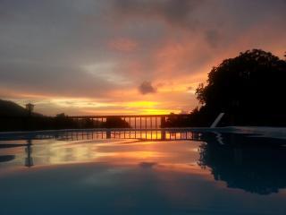 Sunset at Stephna Residence