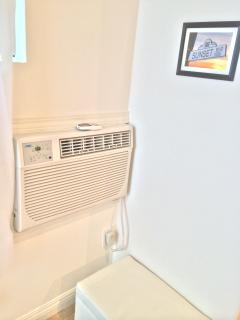 Brand new A/C and heater