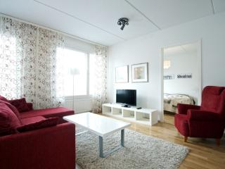 One-bedroom apartment with sauna, Turku
