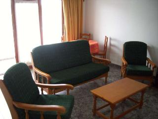 APARTMENT USHUAIA 2 IN LA VEGUETA FOR 4 P, La Vegueta