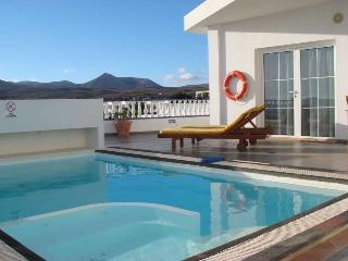 3 bedroom Apartment in Puerto Calero, Canary Islands, Spain : ref 5249072