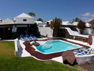 4 bedroom Apartment in Playa Blanca, Canary Islands, Spain : ref 5249177