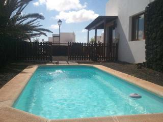 VILLA MILITEGUI IN TEGUISE FOR 5P, Teguise