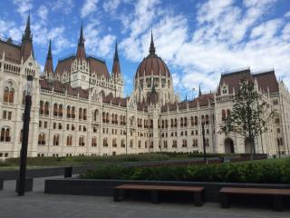 NEW! Downtown paradise at Parliament up to 8 person, Budapest