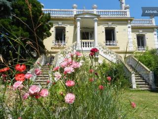 jardin Au Trianon d'Auvers