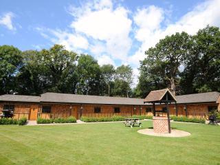 Ash at Hill Top Farm Lodges
