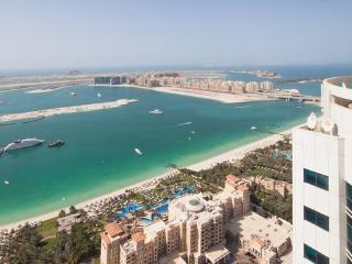 High Floor, Sea view One BD in Dubai Marina! Ocean Heights building., Dubái