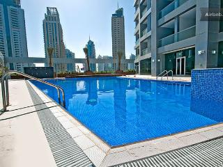 High Floor 1 BD Dubai Marina, Sky View Tower!, Dubaï