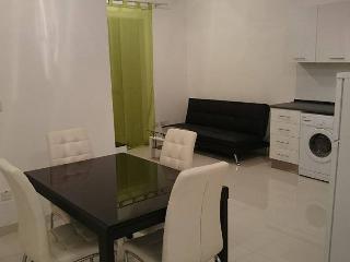 One bedroom, brand new ground floor maisonette, Sliema