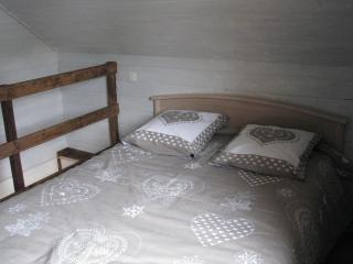 appartement dans chalet à bourg d'oisans, Le Bourg-d'Oisans