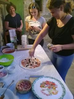 Corsi Personalizzati di Cucina su come fare Pane e Pizza..