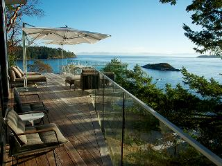 Bowen Island Boutique Beach House, Isla de Bowen