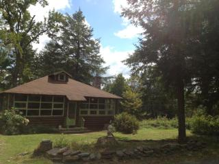 Beautiful Catskills Cabin (private lake community), Smallwood