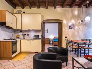 Typical and comfortable apartment in historic cent, Verona