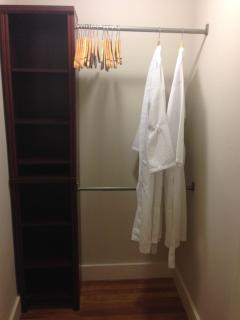 Walk-in Guest Closet