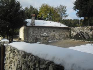 Rifugio Steppadoro, Mattinata