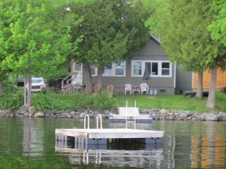 King on Rangeley Lake
