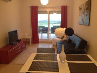 Ground Floor Holiday Apartment with Golf on Large Complex, Alhama de Murcia