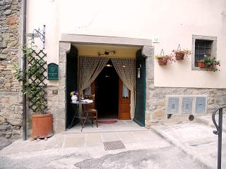 Typical apartment  in the Tuscan town of Cortona