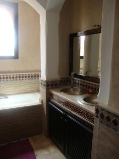 Salle de bain chambre1