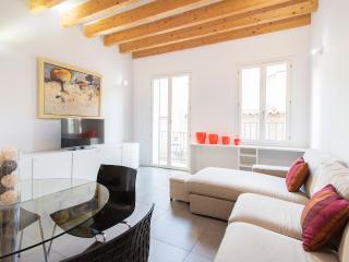 LA RAMBLA st. TERRACE APARTMENT + PARKING