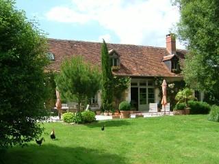 Le Clos de la Saugeure, holiday rental in Mur-de-Sologne