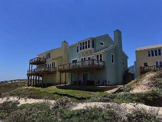 Best ocean views in Port Aransas! 4 BD / 2 Ba Sleeps