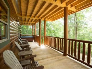 Cliffview Retreat - 11 BR Lodge - Brand New!
