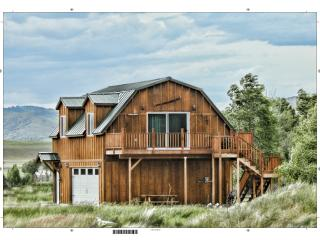 Montana Yellowstone River Retreat, Livingston