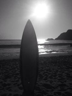 End of a days surfing