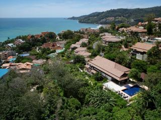 Patong Bay View Luxury Pool Villa